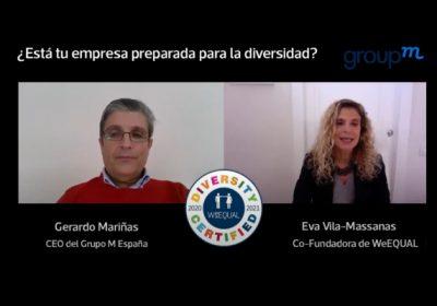 Gerardo Mariñas, CEO del Grupo M